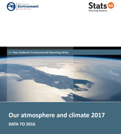 Our Atmosphere report