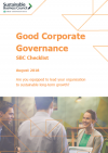 Good corporate governance cover